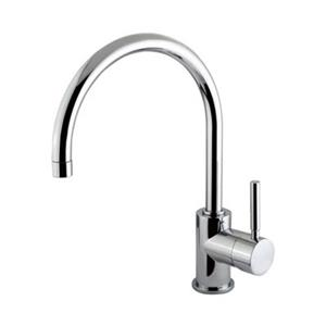 Elements of Design Chrome Concord Vessel Faucet Without Pop-Up
