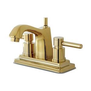 Elements of Design Brass Concord 2-Handle Centerset Faucet