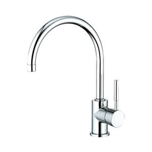 Elements of  Design Concord 13-in Chrome Single Handle Kitchen Faucet