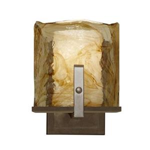 Feiss Aris Wall Sconce, Roman Bronze