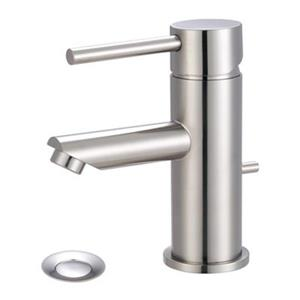 Pioneer Industries Motegi Brushed Nickel Single Handle Single Hole Faucet
