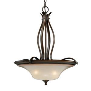 Sonora 20-in Bowl Large Pendant