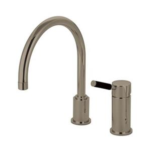 Kaiser Widespread Single Handle Kitchen Faucet