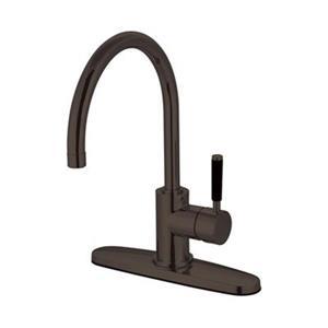 Kaiser Single Lever Handle Kitchen Faucet