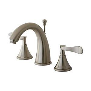 Elements of Design Century Satin Nickel Widespread Lavatory Faucet