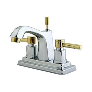 Elements of Design Concord Polished Chrome/Polished Chrome Centerset Faucet