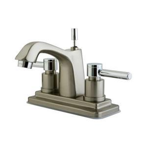 Elements of Design Concord Polished Chrome Centerset Faucet
