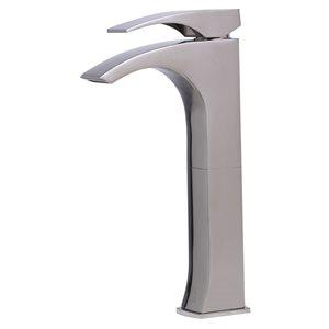 Tall Single Lever Bathroom Faucet