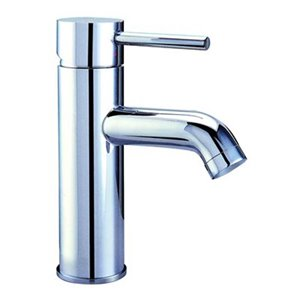 ALFI Brand Polished Chrome Single Lever Bathroom Faucet