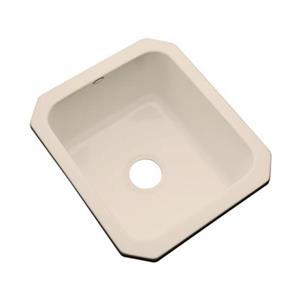 Dekor Master Collection Danforth 22-in x 17-in Candlelight Undermount Prep Sink