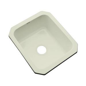 Dekor Master Collection Danforth 22-in x 17-in Jersey Cream Undermount Prep Sink