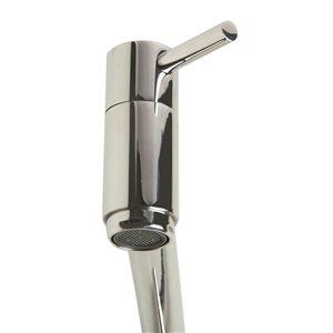 ALFI Brand Stainless Steel Retractable Pot Filler Faucet