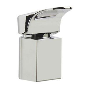 ALFI Brand Polished Chrome Bathtub Filler with Shower Head