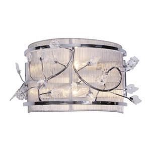Amlite Lighting Seraphina 2-Light Wall Sconce