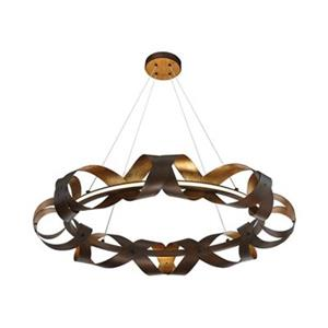 Eurofase Banderia Bronze LED Pendant Light