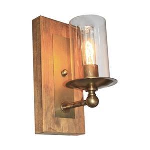 Artcraft Lighting Legno Rustico 1-Light Wall Sconce