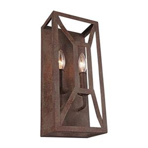 Feiss Marquelle 2-Light Vanity Wall Sconce