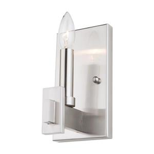 Cityscape Single-Light Wall Sconce