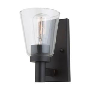 Clarence Single-Light Wall Sconce