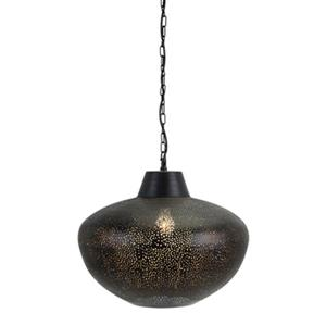 IMAX Worldwide Trisha Yearwood Sayer Matte Black Pendant Light