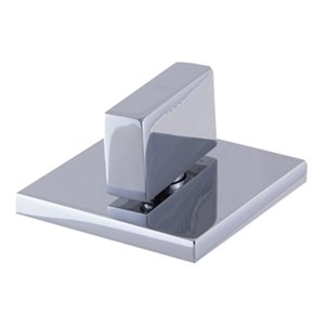 ALFI Brand Polished Chrome Gooseneck Widespread Bathroom Faucet