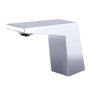 ALFI Brand Polished Chrome Modern Widespread Bathroom Faucet