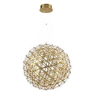Design Living MN Series Star LED Gold Pendant Light