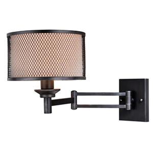 Polk Instalux Swing Arm Wall Light