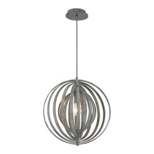 Eurofase Abruzzo Weathered Gray Pendant Light