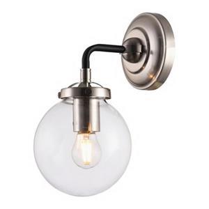 Design Living 1-Light Globe Wall Sconce
