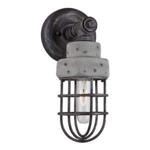 Artcraft Lighting Loft 1-Light Wall Sconce