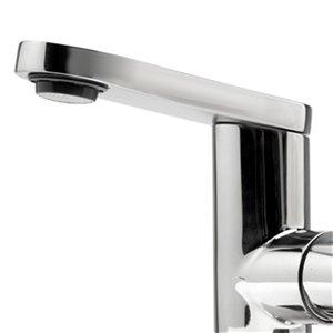 ALFI Brand Ultra Modern Stainless Steel Bathroom Faucet