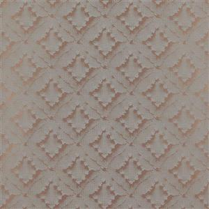 Walls Republic Taup/Copper Geometric Non-Woven Paste The Wall Geometric Diamond Textured Wallpaper