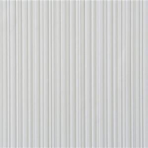 Walls Republic Sea Shell Stripes Non-Woven Paste The Wall Folds Textured Stripe Wallpaper