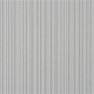 Walls Republic Cool Grey Stripes Non-Woven Paste The Wall Folds Textured Stripe Wallpaper