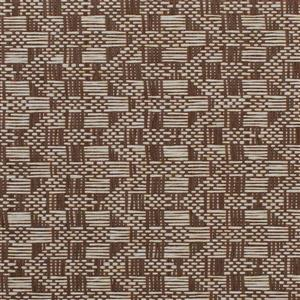 Walls Republic Retro Brown and Beige Weave Grasscloth Wallpaper