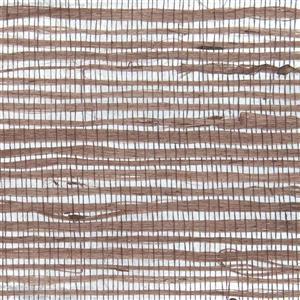 Walls Republic Reflection Purple and Silver Metallic Grasscloth Wallpaper