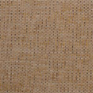 Walls Republic Orange/Brown Loose Weave Grasscloth Wallpaper 36-in