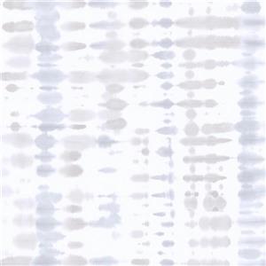 Walls Republic Retro Grey Tie Dye Abstract Wallpaper