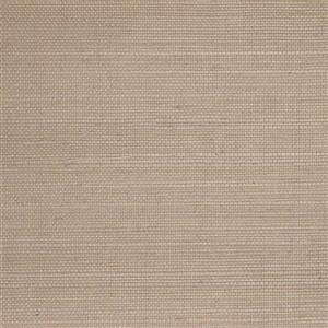 Walls Republic Grey And White Grasscloth Non-Woven Paste The Wall Fine Weave Wallpaper