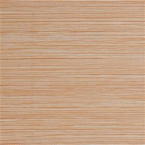 Walls Republic Grasscloth 54 sq ft Orange and Beige Unpasted Wallpaper