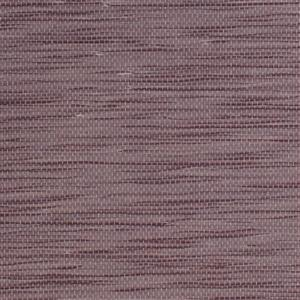 Walls Republic Grasscloth 54 sq ft Purple and White Unpasted Wallpaper