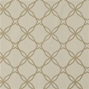 Walls Republic Twisted Geometric 57 sq ft Off-White Unpasted Wallpaper