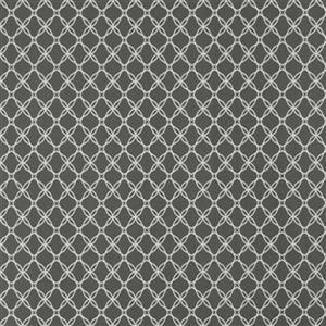 Walls Republic Secret Geometric 57 sq ft Black Unpasted Wallpaper