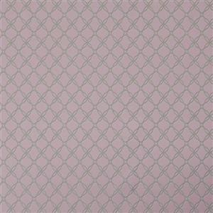 Walls Republic Secret Geometric 57 sq ft Pink Unpasted Wallpaper