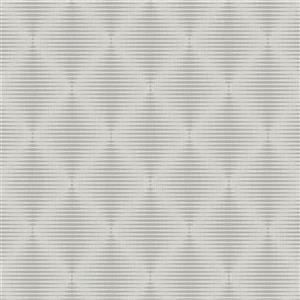 Walls Republic Taupe Geometric Non-Woven Paste The Wall Modern Pulse Wallpaper