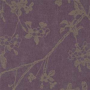 Walls Republic Byzantium Floral Non-Woven Paste The Wall Flora Floral Blossom Wallpaper