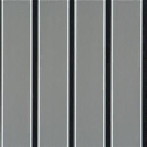 Walls Republic Off-White Stripes Non-Woven Paste The Wall Extended Classic Striped Wallpaper