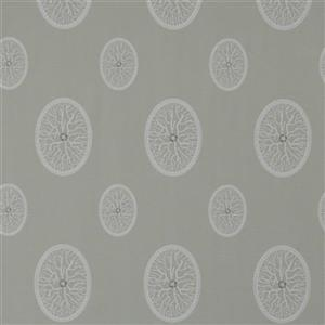 Walls Republic Grey Abstract Non-Woven Paste The Wall Exciting Medallion Branch Wallpaper