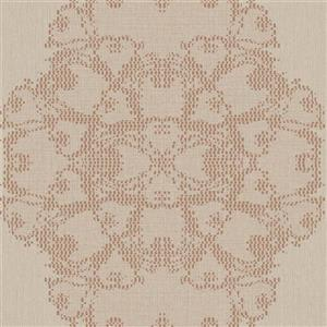 Walls Republic Bronze Classic Geometric Luxury Medallion Wallpaper